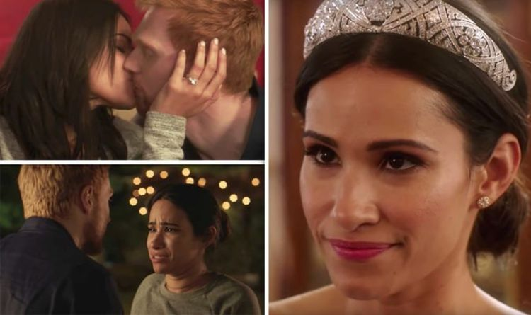 Harry and Meghan Becoming Royal movie streaming: How to