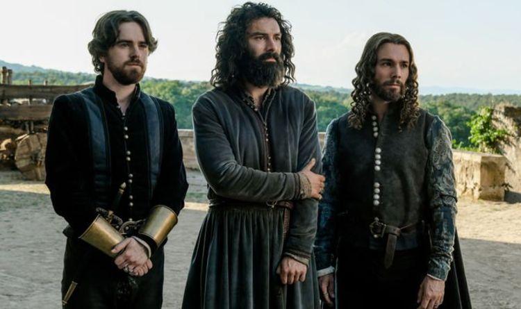Leonardo cast: Who is in the cast of Leonardo on Prime Video? | TV & Radio  | Showbiz & TV | Express.co.uk