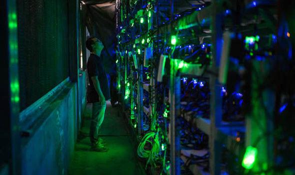Bitcoin Mie