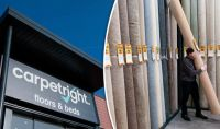 Carpetright shares plunge as consumer confidence falls ...