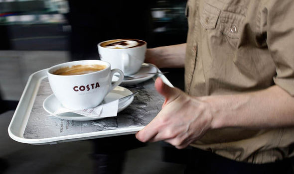 business news costa coffee