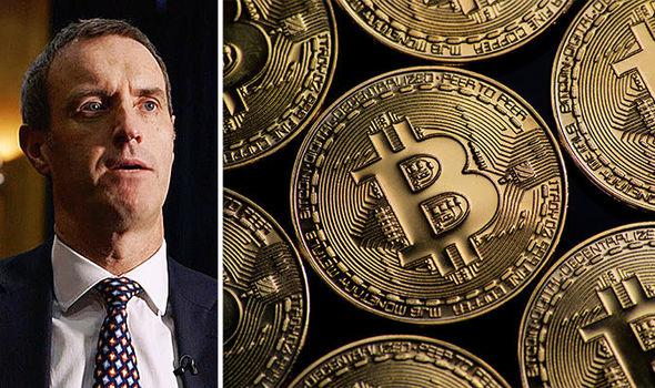 Bitcoin price - Rob Wainwright
