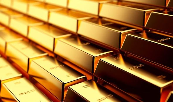 gold prices spike to