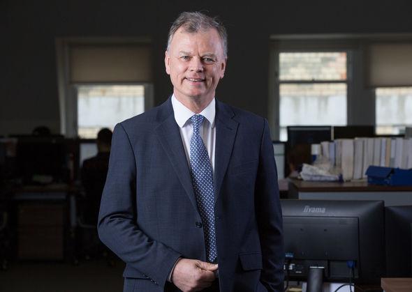 Ian Watson CEO