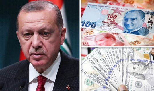 Image result for Turkey Bans Use of Foreign Currency in Property Market