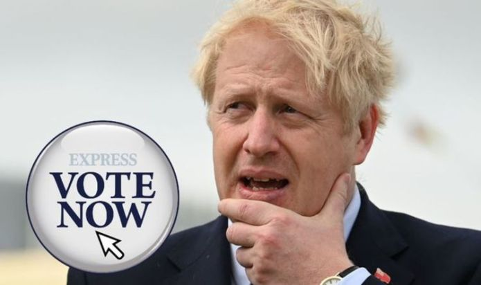 Brexit POLL: Should Boris threaten to cut off EU from City in finance deal ultimatum?
