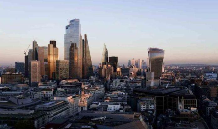 London city explosion! Asian investment in UK tech start-ups soars – EU left in dust
