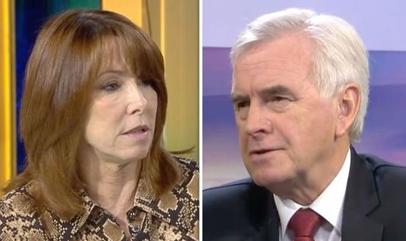 State pension age change: McDonnell squirms as WASPI pledge dismantled on Sky Information 1215665 1