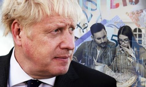 Universal Credit row erupts: Boris warns uplift will mean tax rises for millions of Brits