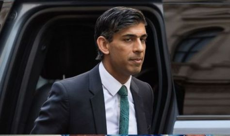 Rishi Sunak plots new inheritance tax raid next month! 'Nothing is ruled out'