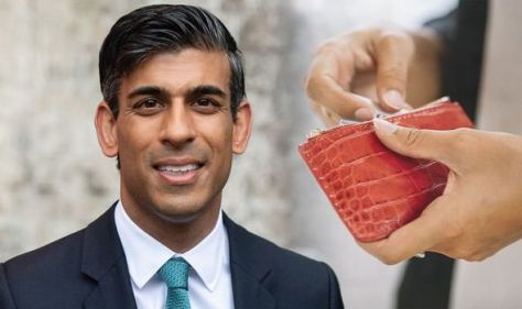 Rishi Sunak unveils new £500million support fund to help households this winter