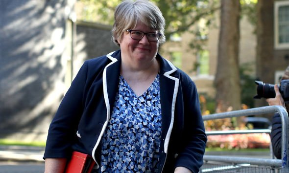 State pension changes: Therese Coffey