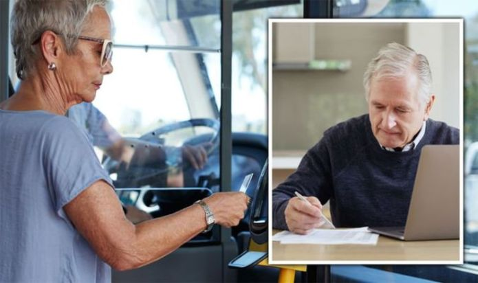 State pension UK: Free bus pass qualifying ages will be changing - rules explained