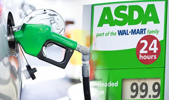 Asda scraps £99 petrol station charge