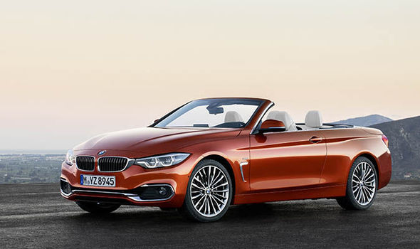 Bmw M4 Coupe And Convertible Get 2017 Exterior And Interior Upgrades