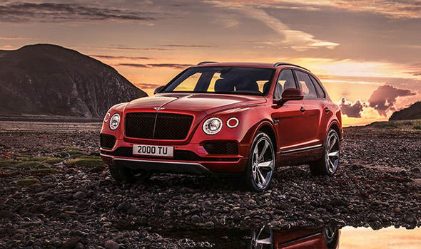 Bentley Bentyaga V8 2018 New SUV Price Specs And