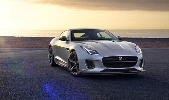 Jaguar F Type 2017 Prices Tech Specs Engine And Pictures