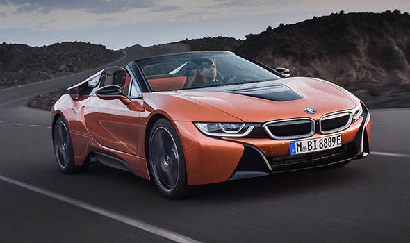 bmw i8 roadster 2018 price, specs and release revealed at la auto