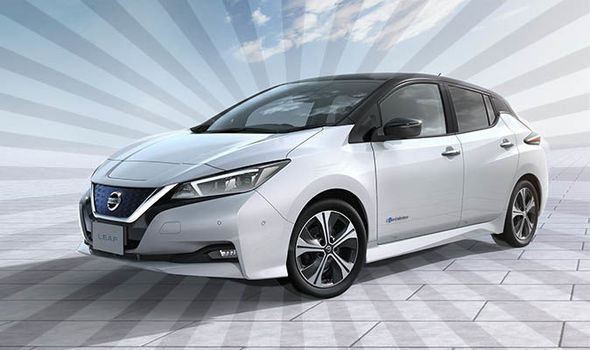 nissan leaf 2019 model range, price and specs confirmed in new