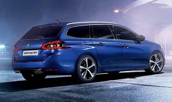Peugeot 308sw Gt Review  Estate With Space, Pace And