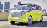 VW Camper Van UPDATE - New electric ID Buzz features ...