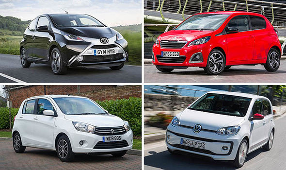 cheapest new cars in the UK