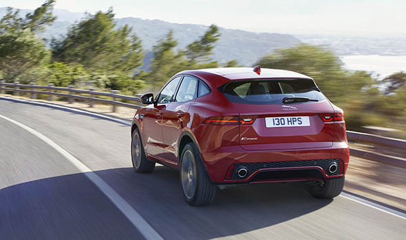 New Jaguar E Pace 2017 REVEALED - new car UK price. specs and pictures | Cars | Life & Style | Express.co.uk