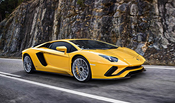 Lamborghini Aventador 6.5 V12