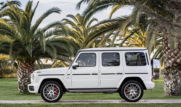 Mercedes Benz AMG G Class G63  Mercedes AMG G63 2018 REVIEW: Road test, UK price, specs and performance | Cars | Life & Style Mercedes Benz AMG G Class G63 1365830
