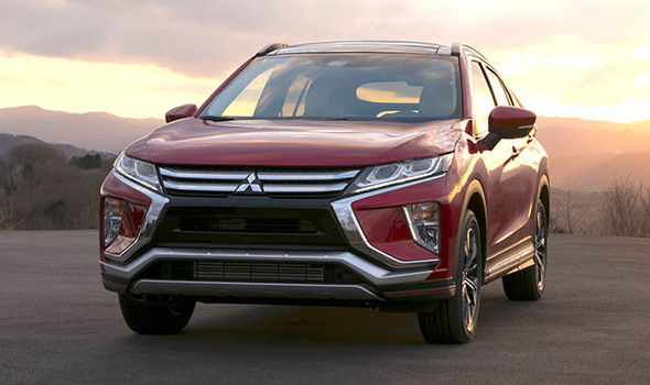 The Mitsubishi Eclipse Cross