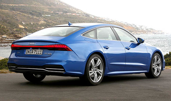 New Audi A7 Sportback 2018  Audi A7 2018 Sportback price and specs revealed in the UK | Cars | Life & Style New Audi A7 Sportback 2018 1233633