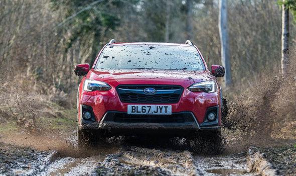 Subaru XV Second Generation