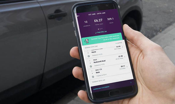car insurance by miles app