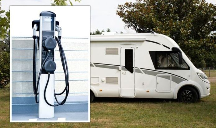 Electric cars have 'little or no towing capacity' for caravans and motorhomes