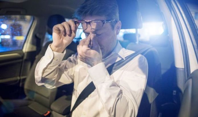 Drivers eyesight has 'deteriorated to a dangerous level' with thousands at risk of injury