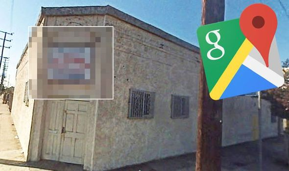 Google Maps Street View Hugely Embarrassing Mistake Spotted In La