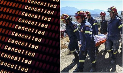 Crete earthquake: Are Greece holidays still safe to go ahead? Flight cancellation updates