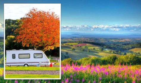Caravan destinations for a 'stunning' autumn break - where to stay