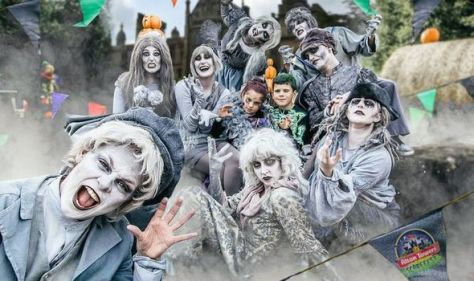 Alton Towers launches Trick o Treat Town Scarefest for Halloween - how to book tickets