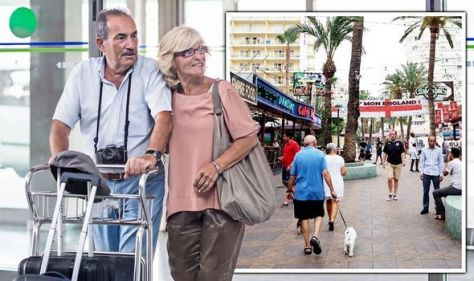 'Retired British expats are selling up' - expert shares Costa del Sol trend as Brits leave