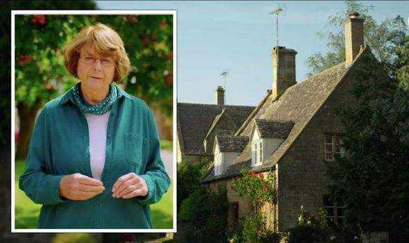 The Cotswolds: Pam Ayres unveils the village with 'prettiest high street in Britain'
