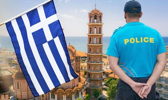 Greece enforces 'partial lockdown' in 8 northern spots - which areas face restrictions?