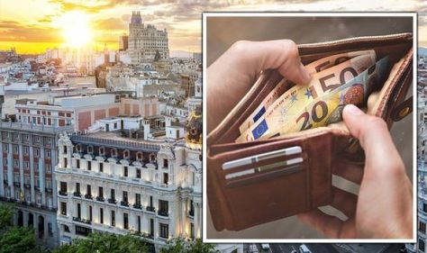 'It's a set up!' British expats claim Spanish authorities unfairly hitting them with fines