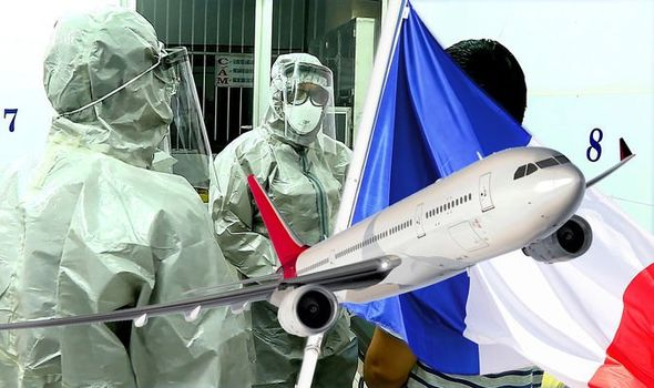 Coronavirus in France: Is it safe to travel to France? Deadly ...