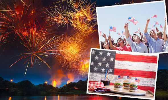 Fourth Of July 2018 Celebrate Independence Day In The Uk