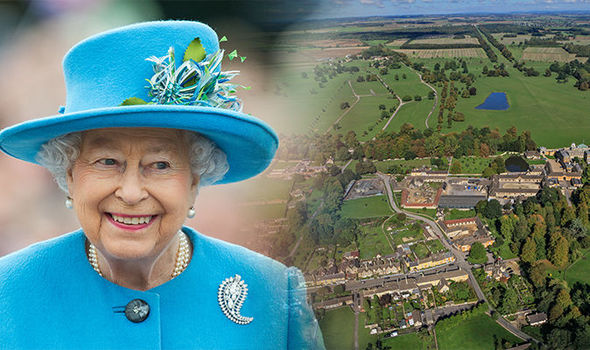 Queen Elizabeth travel bristol