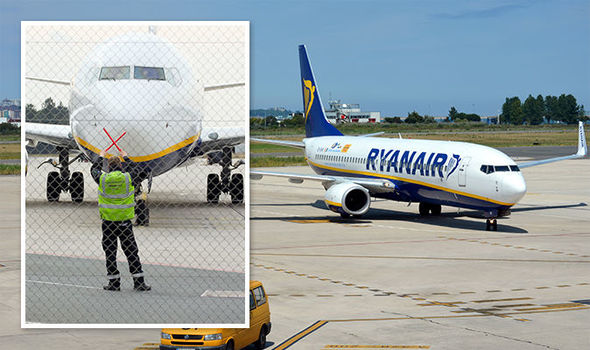 Ryanair flights Pilot union and airline to meet amid strike threat on Thursday  Travel News
