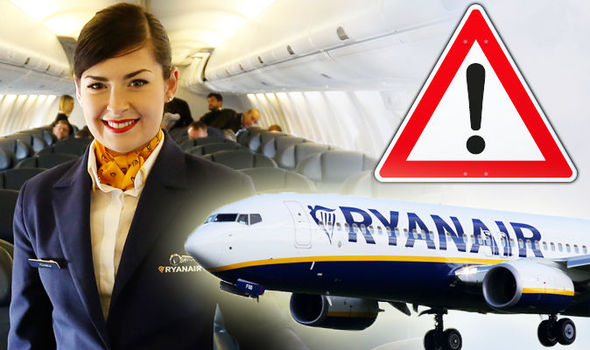 Ryanair flights UK news update Is there going to be a strike as cabin crew leave for easy