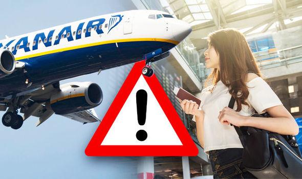 Ryanair flight news 30 UK trips cancelled as pilots strike  Travel News  Travel  Expresscouk