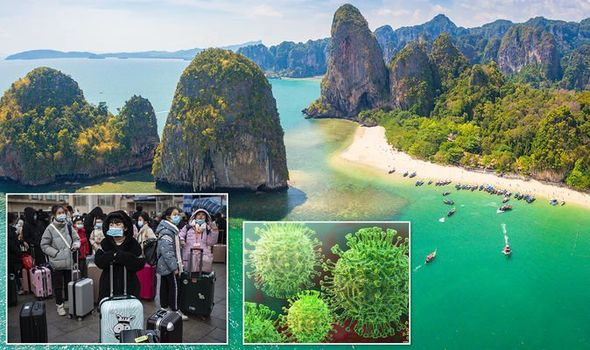 Coronavirus: Is it safe to travel to Thailand as China virus kills ...